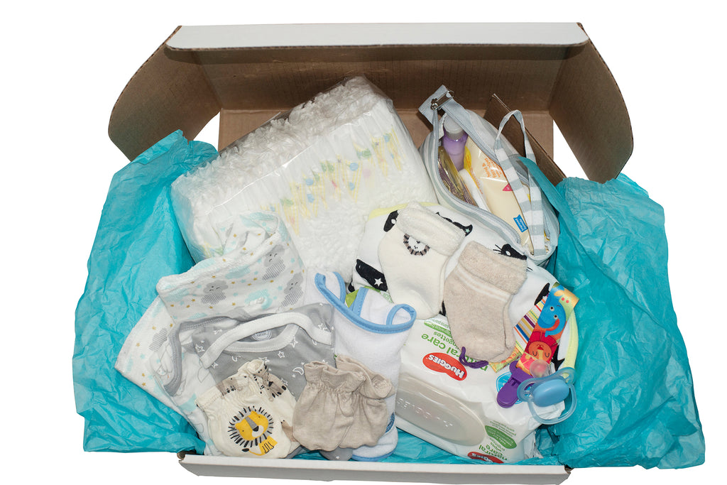 Baby Care Package, Baby Care Package (Gift Box) - Customizable