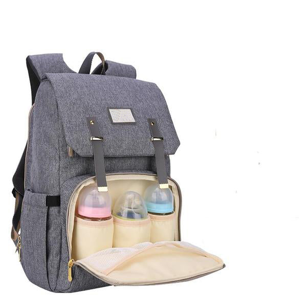 Baby Care Package, Modern Fashionable Diaper Backpack - Lore Collection