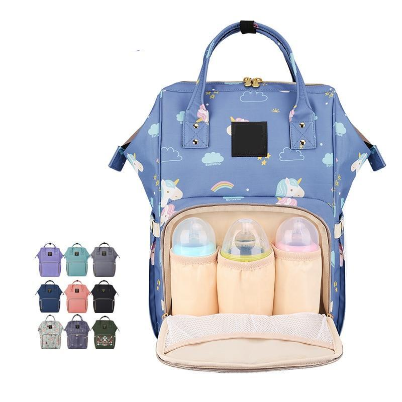 Baby Care Package, Diaper Bag / Backpack - Wonder Collection