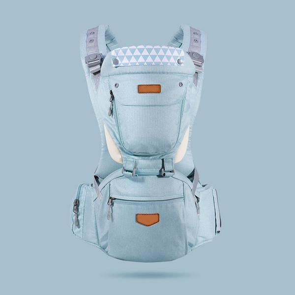 Baby Care Package, Ergonomic Front Facing Kangaroo Baby Carrier