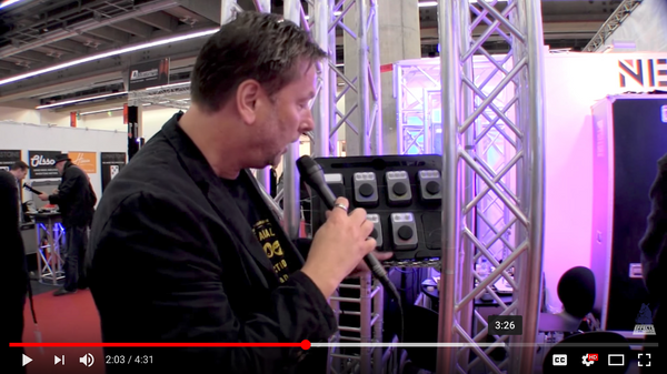 NEXI The Solution explained at MusikMesse