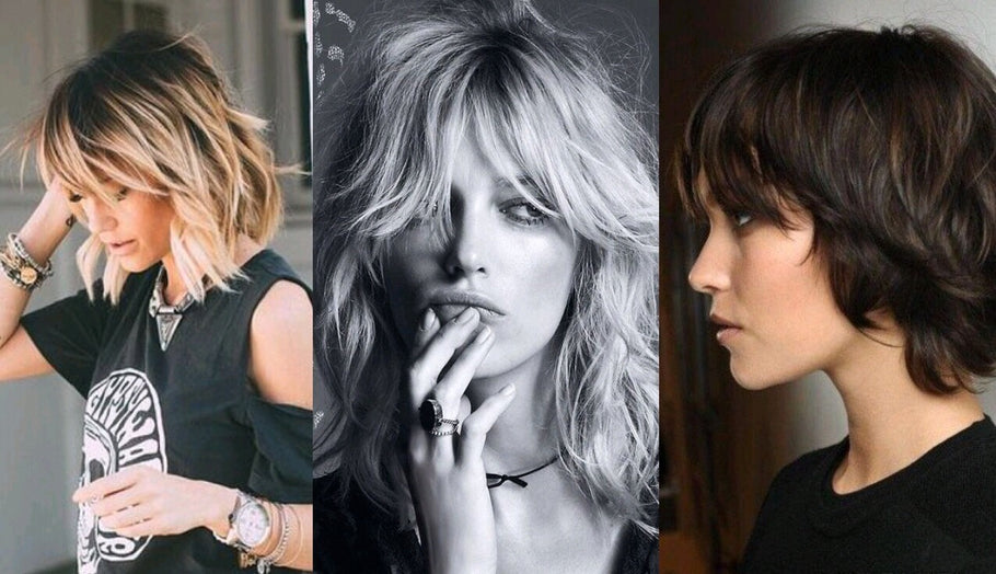 The Hottest Hair Days Aren't Over!  5 Fab Hair Trends to Inspire Your Fall Looks