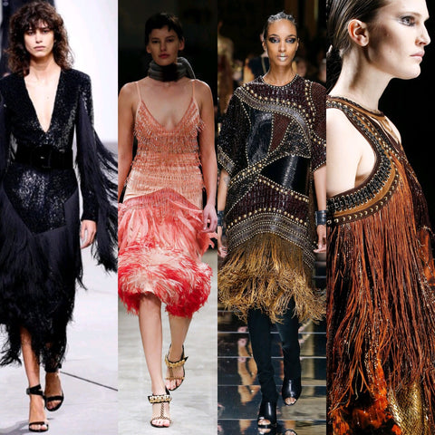 GemTye Fringe and Tassels Fall Winter Trends