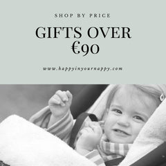 Baby Gifts Over €90 | Happy in your Nappy | Baby Gifts Online | Free Delivery on all orders