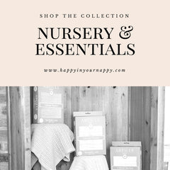 Nursery and Essential Baby Products | Happy in your Nappy | Unique baby gifts