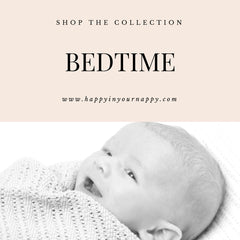 Happy in your Nappy | Baby Bedtime Products | baby shop online | baby gift baskets