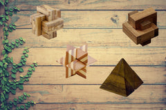 IQ wooden Games