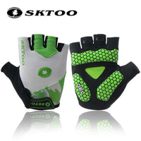 SKTOO summer cycling gloves mtb bicycle bike gloves half finger glove gel pad breathable accessories,UrbanLifeShop