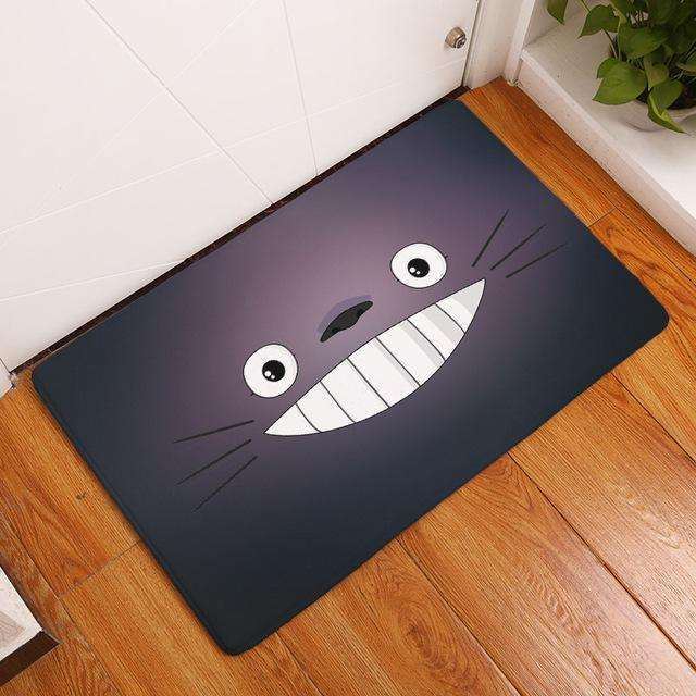 Homing New Arrival  Totoro cat cute animal Fashion Rectangular Mats 40*60cm Entrance Doormats  Washable Kitchen Floor Bathroom,UrbanLifeShop