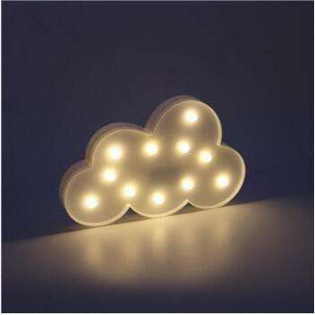 Nordic 3D LED Star/Moon/Christmas Tree /Cloud Nightlight for Kids Room Decoration Photo props Children Light Christmas Gift,UrbanLifeShop