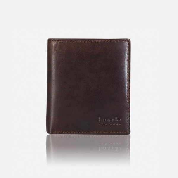 Brando Silviano Upright Wallet