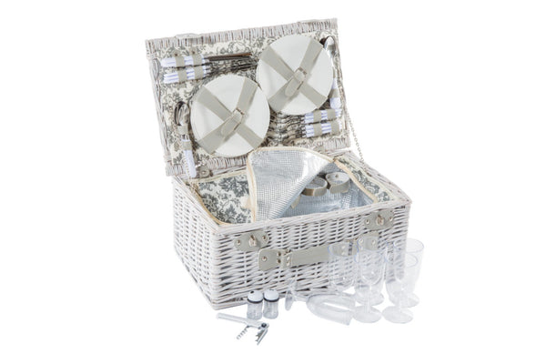 Family Picnic Basket - 6 person