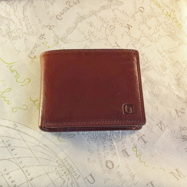 Blanc Wallet With No Tab