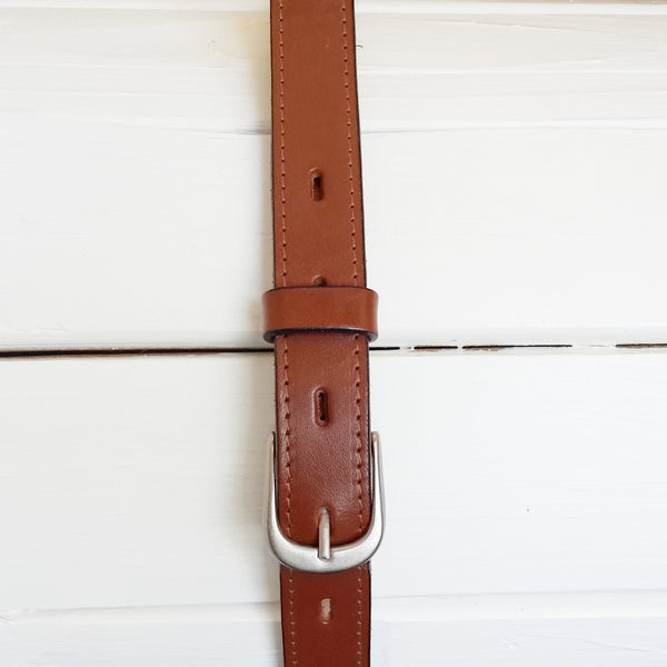 VSB3 Totems 25mm Leather Belt