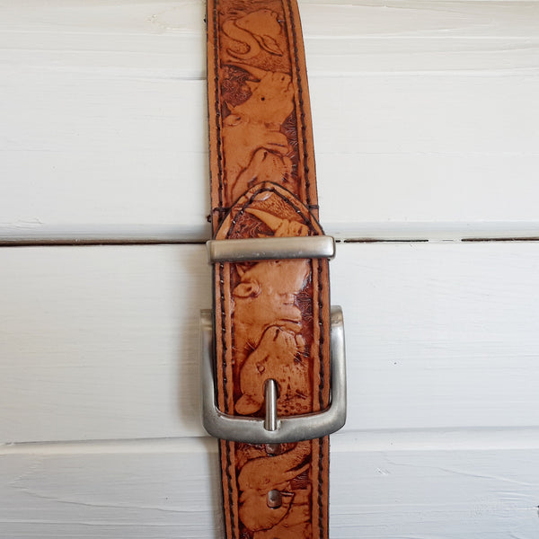 Big 5 Leather Belt