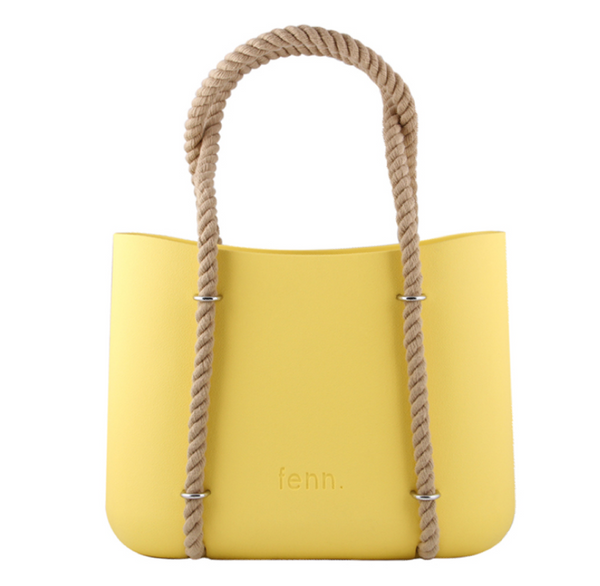 Maxi Fenn Bag in Yellow