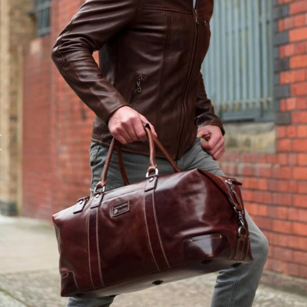 Jekyll and Hide Small Carry On Holdall -Montana