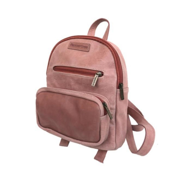 Backpack by Peppertree in Rose