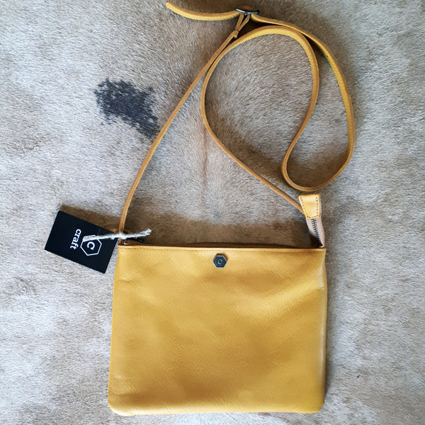 A Craft Stella bag Mustard