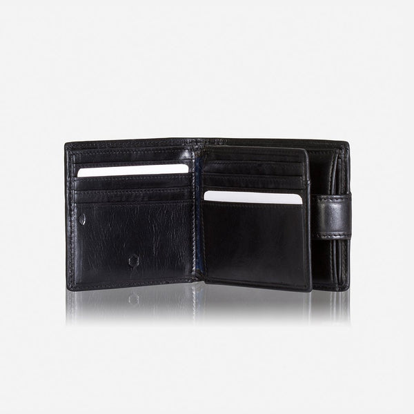8 Card RFID with Coin Pouch & ID window