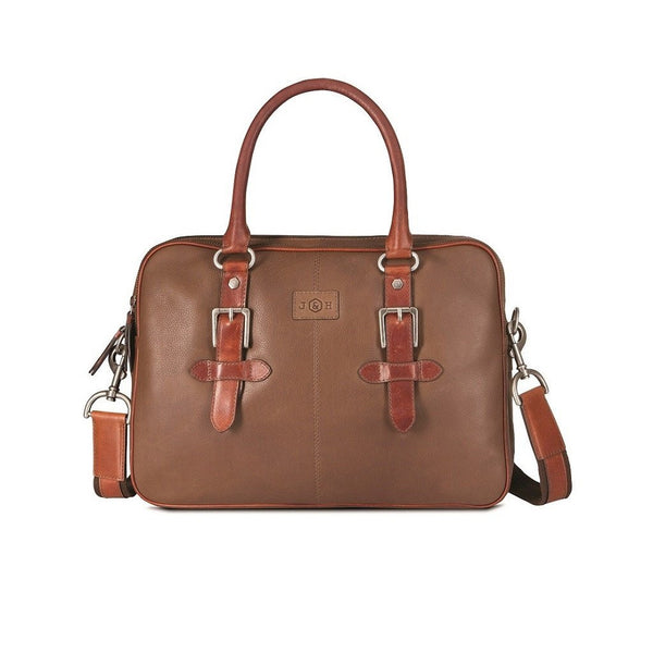 Woodstock Leather Bag
