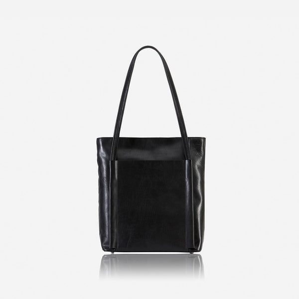 Jekyll and Hide Tokyo Ladies Handbag Black