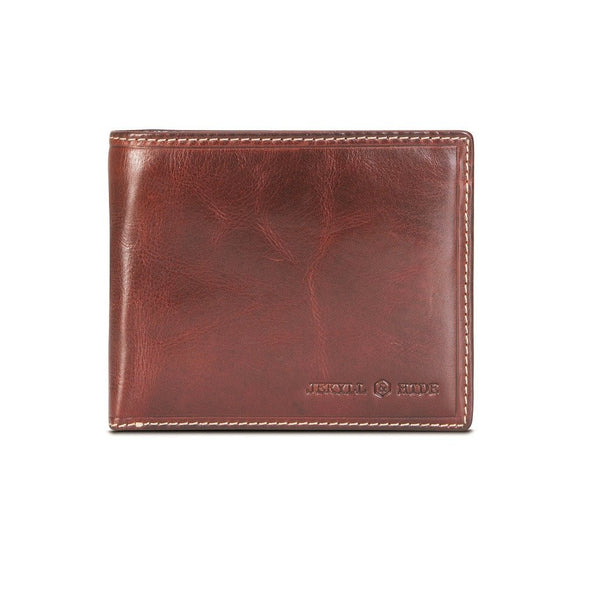 4 Card RFID with Coin Pouch-Oxford