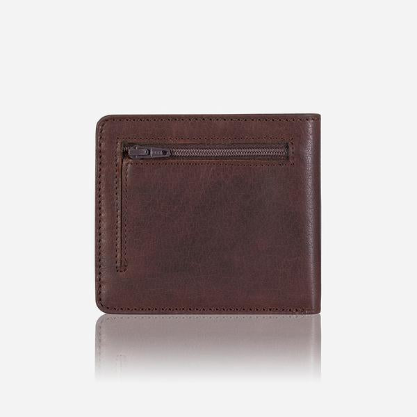 Silviano Raw Edge Wallet
