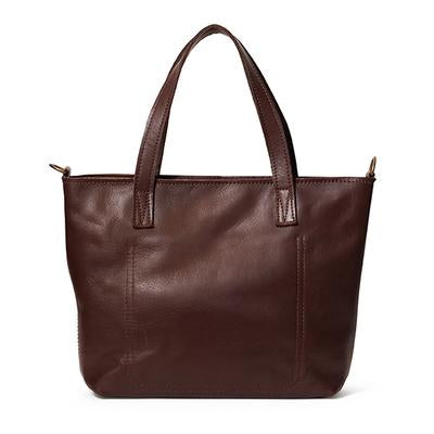 Antelo Katie mini Tote in Brown
