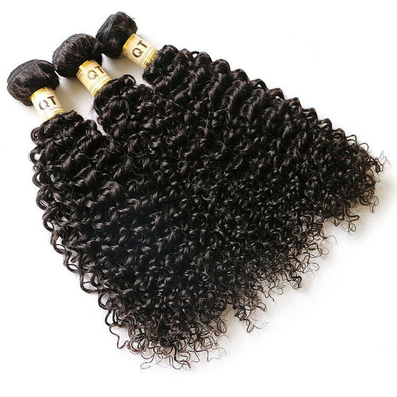 BRAZILIAN HAIR CURLY WAVE [7A] (1 BUNDLES)