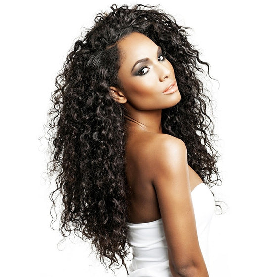INDIAN HAIR CURLY WAVE [7A] (1 BUNDLE)
