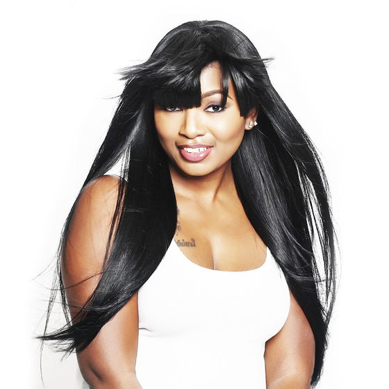 BRAZILIAN HAIR STRAIGHT [7A] (1 BUNDLE)