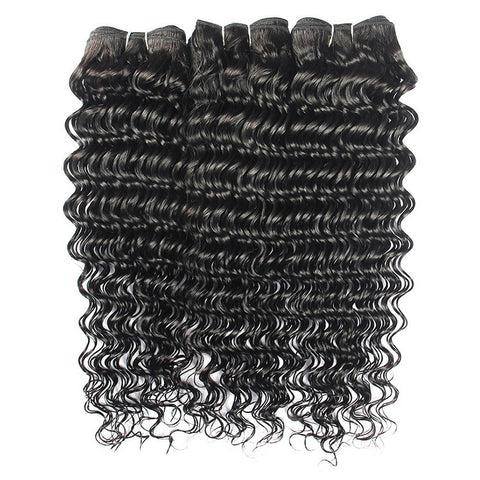 MALAYSIAN HAIR CURLY WAVE [3 BUNDLES]