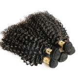 PERUVIAN HAIR CURLY WAVE [3 BUNDLES]