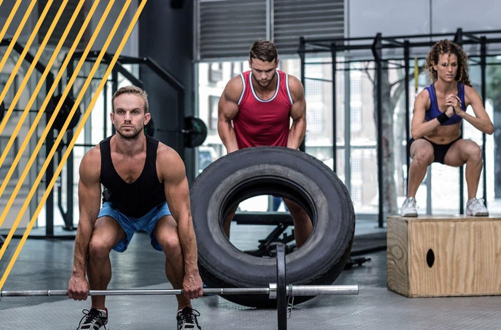 The 14 Best AMRAP Exercises for Crossfitters-EmergeFitnessUSA
