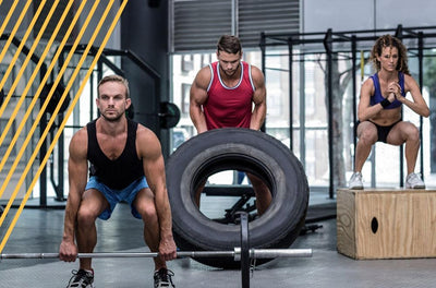 The 14 Best AMRAP Exercises for Crossfitters