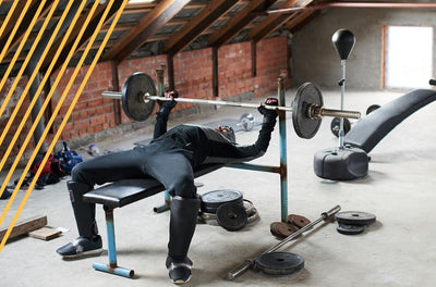 32 Pieces For Building a Home CrossFit Gym