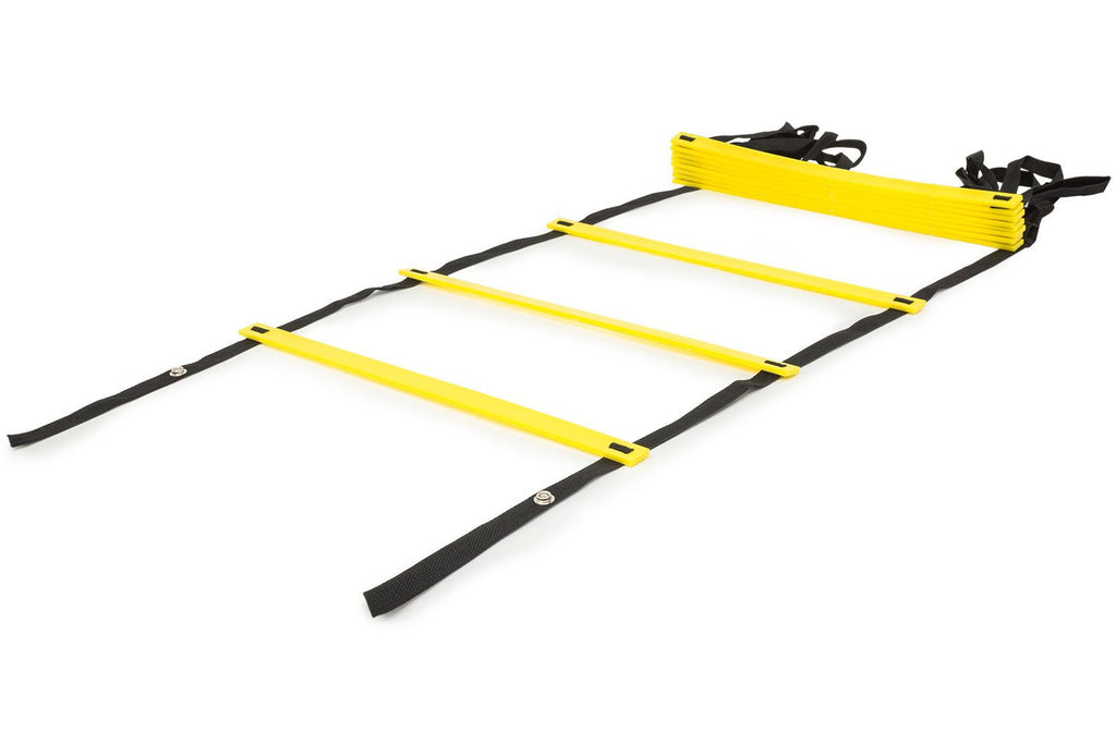 Agility Ladder - Climbing or Battling Rope - Pieces For Building a Home CrossFit Gym