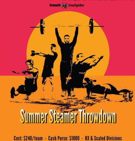 Summer Steamer Throwdown