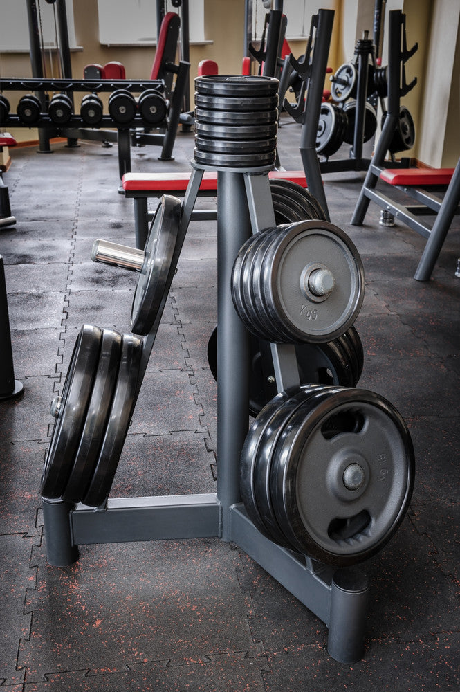 Weight Tree - Pieces For Building a Home CrossFit Gym
