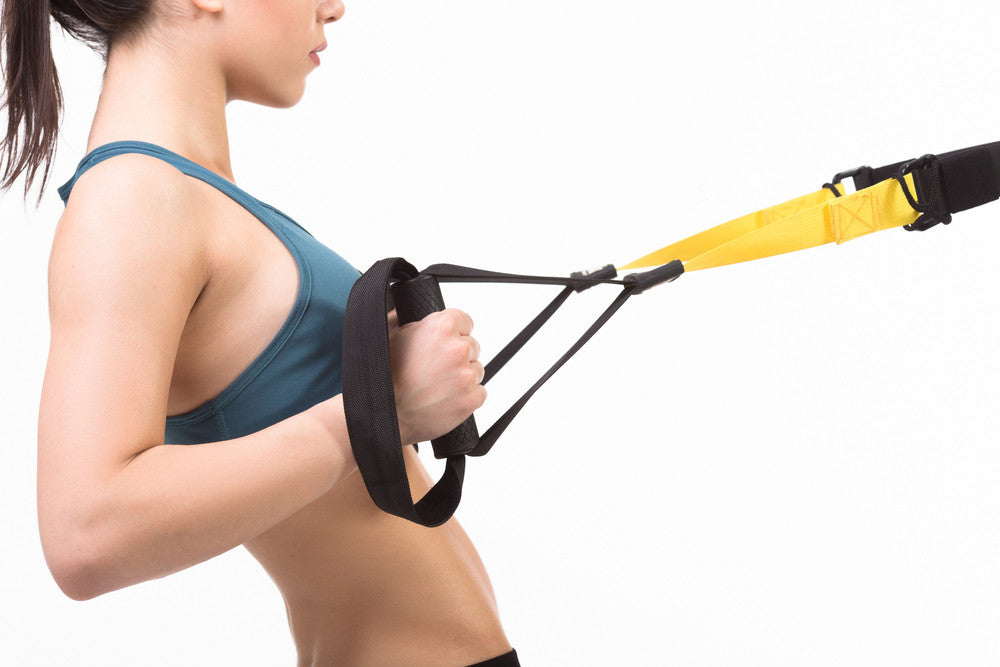 Suspension Trainer - Pieces For Building a Home CrossFit Gym