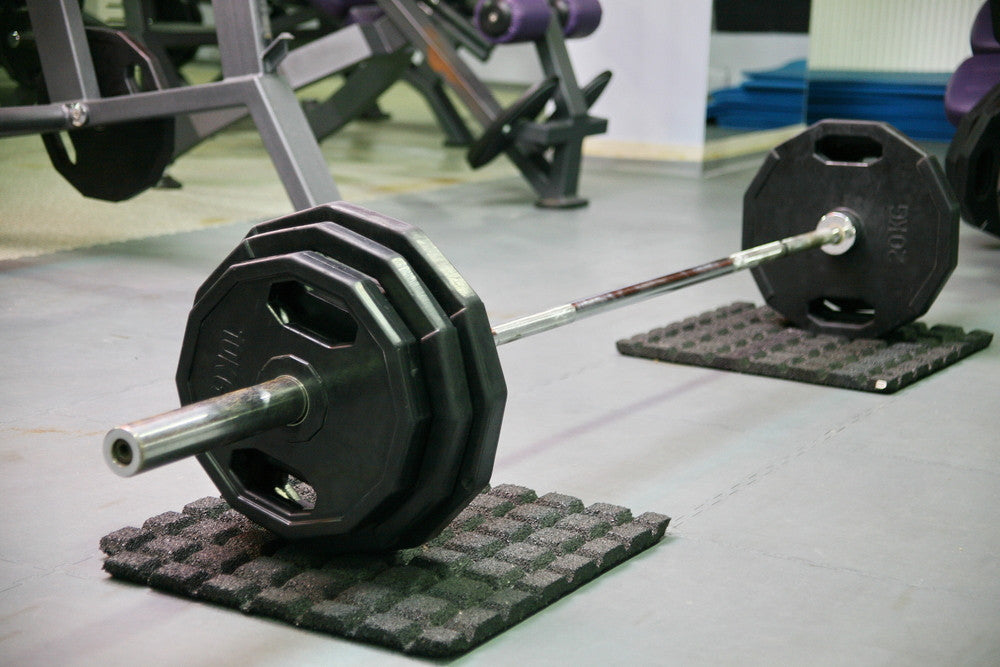Barbell Pad - Pieces For Building a Home CrossFit Gym
