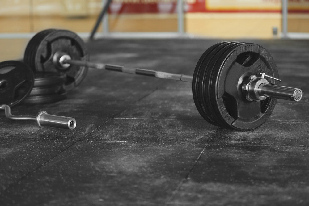 Barbell - Pieces For Building a Home CrossFit Gym
