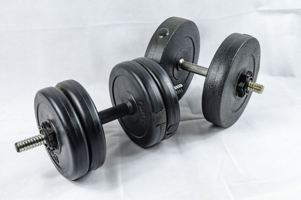 Dumbbells - Pieces For Building a Home CrossFit Gym
