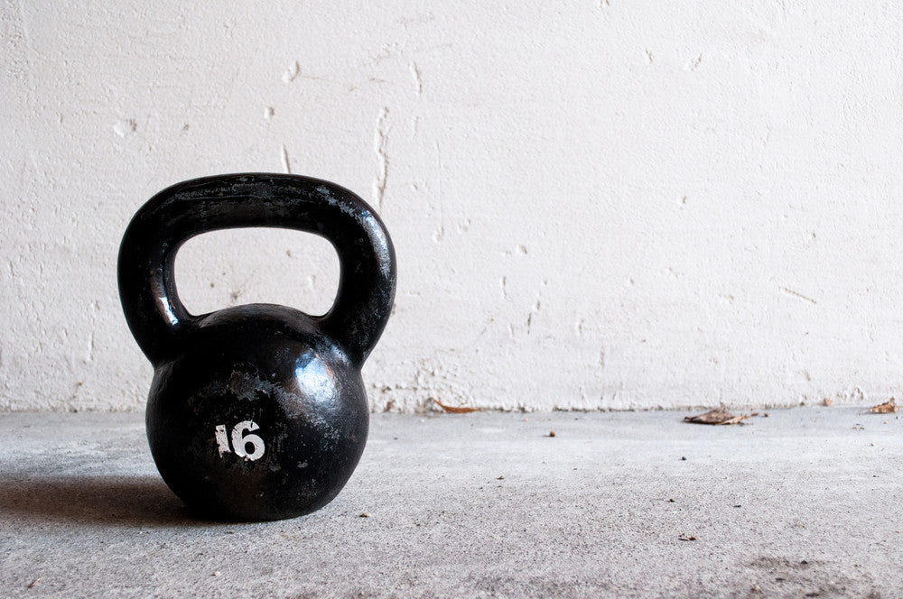 Kettlebells - Pieces For Building a Home CrossFit Gym