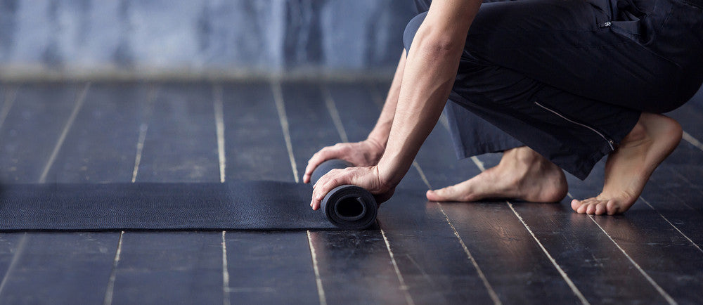 Rubber Floor Mat - Pieces For Building a Home CrossFit Gym