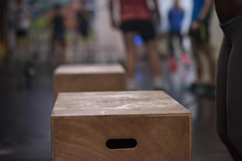 Plyometric Box - Pieces For Building a Home CrossFit Gym