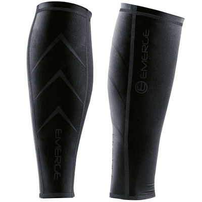 Calf Compression Sleeves Large Fitness - Emergefitnessusa