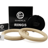 Wooden Gymnastics Rings by Emerge