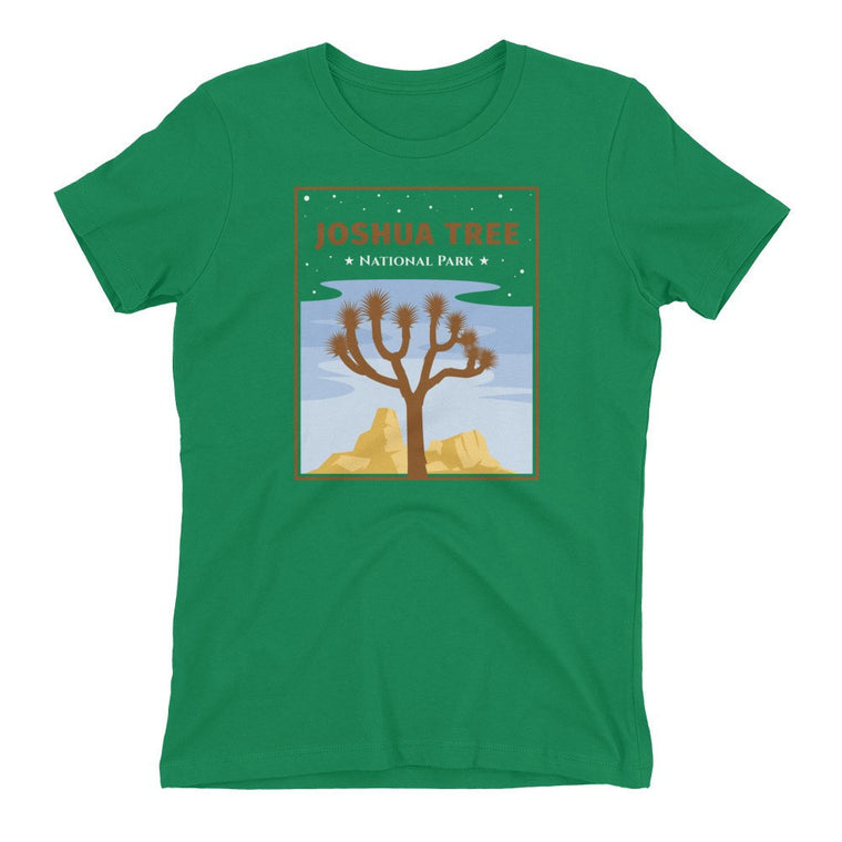 Joshua Tree National Park Women's t-shirt